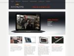 Zooropa Web Site Design iOS Development