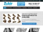Salvaescaleras Zubir - Ascensores unifamiliares