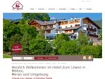 3 Sterne Hotel Zum Löwen in Mölten in Bozen und Umgebung