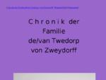 Chronik der Familie